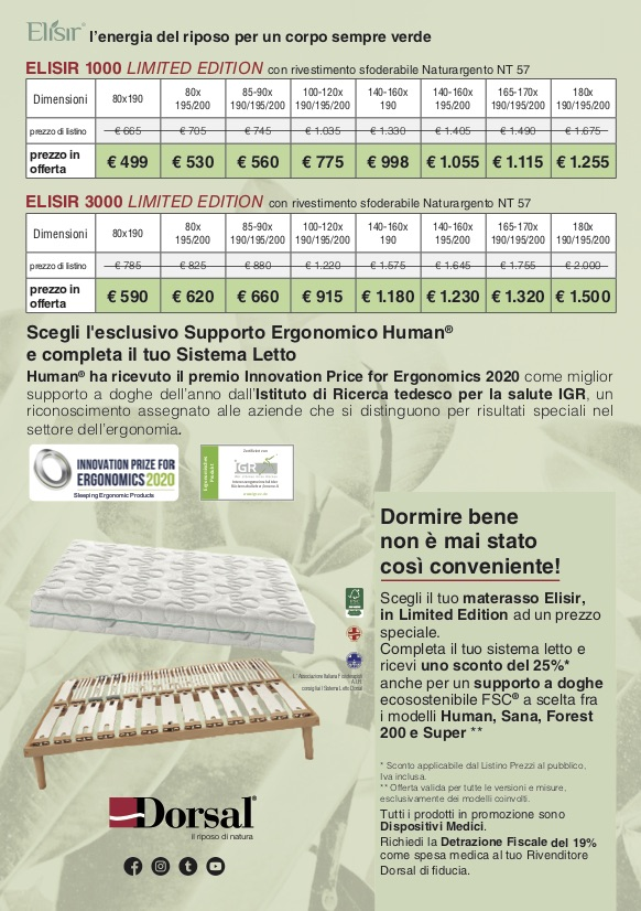 DORSAL PROMO ELISIR_poggi shopping_prezzi